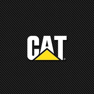 Обои на телефон эмблемы, карбон, значок, caterpillar carbon, caterpillar