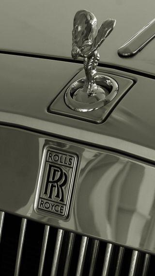 Обои на телефон эмблемы, роллс, машины, дух, авто, rr, rolls royce, grille