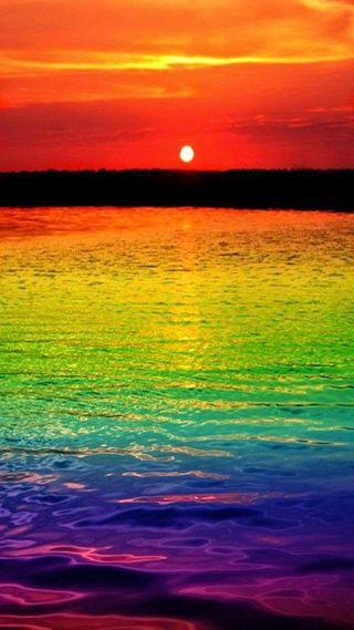 Обои на телефон восход, природа, прекрасные, облака, небо, море, закат, вид, beautiful sunsdt