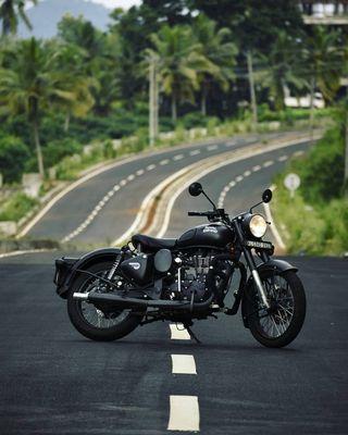 Обои на телефон поездка, мотоциклы, король, дорога, байк, motor, hd, emblems, bullet royal enfield, bullet