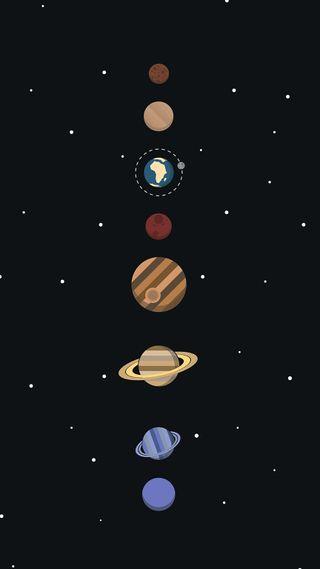 Обои на телефон замечательный, чудо, черные, синие, космос, галактика, абстрактные, galaxy