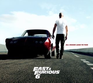Обои на телефон яростный, машины, fast and furious 6, fast