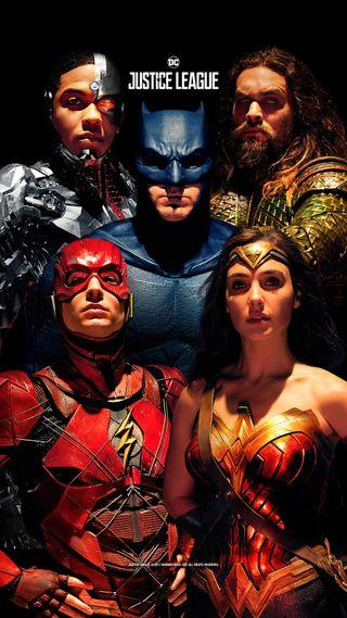 Обои на телефон dc, the justice league, супер, бэтмен, герой, комиксы, лига, справедливость
