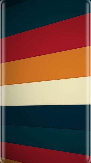 Обои на телефон военно морские, полосы, оранжевые, красые, красочные, грани, абстрактные, s7