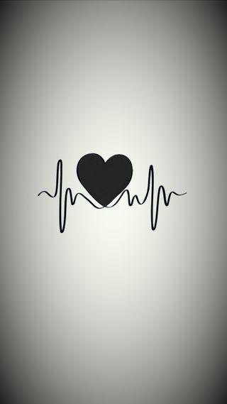 Обои на телефон чувства, сердце, любовь, бит, love, heart beat