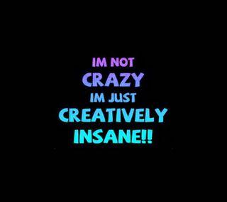 Обои на телефон сумасшедшие, поговорка, новый, крутые, комедия, забавные, insane, creatively