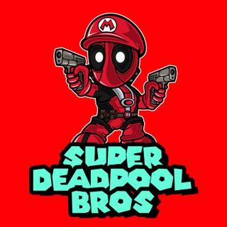 Обои на телефон люди икс, супергерои, супер, нинтендо, марвел, комиксы, игры, дэдпул, братья, supermario, super deadpool bros, nintendo, marvel