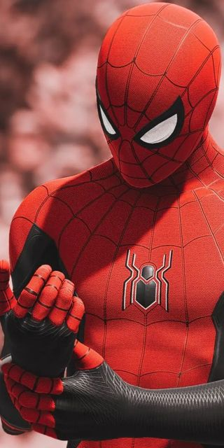 Обои на телефон человек паук, паук, spider man wallpaper, spider man
