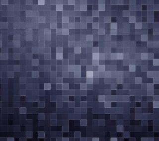 Обои на телефон кубы, серые, куб