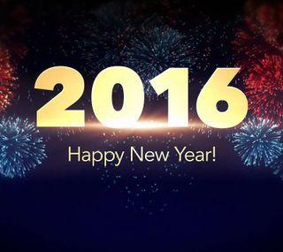 Обои на телефон счастливые, новый, год, happy new year 2016, 2016 new year, 2016
