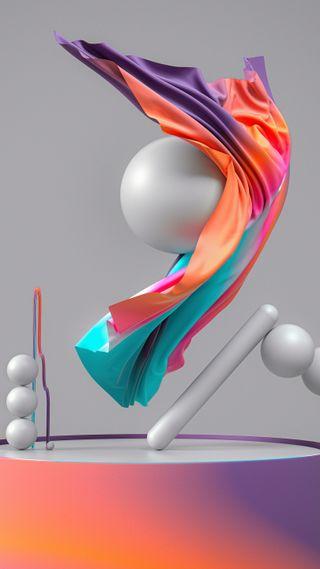 Обои на телефон иллюстрации, шаблон, цветные, фиолетовые, технологии, текстуры, сюрреалистичный, серые, розовые, радуга, поток, полет, оранжевые, мяч, минимализм, красые, красочные, дизайн, градиент, бирюзовые, арт, абстрактные, vis, marterium, cloth, cinema4d, cgi, abstractart, Vis, Texture, Technology, Pattern, Marterium, Illustration, Design, Artwork, Abstract, 3д, 3dart, 3D