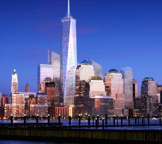 Обои на телефон сша, свобода, новый, здания, город, башня, америка, wtc, usa, us, ny, freedom tower