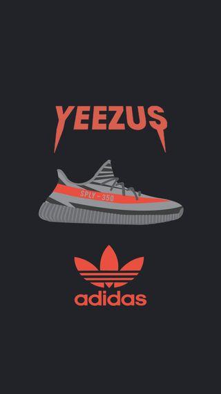 Обои на телефон бейп, темные, минимализм, адидас, yeezus, supreme, sneaker, adidas, 929, 350