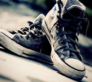 Обои на телефон обувь, старые, новый, крутые, кружево, конверсы, shoe lace, old converse, boots