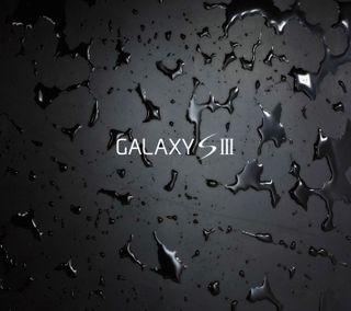 Обои на телефон галактика, вода, water galaxy s3, galaxy s3