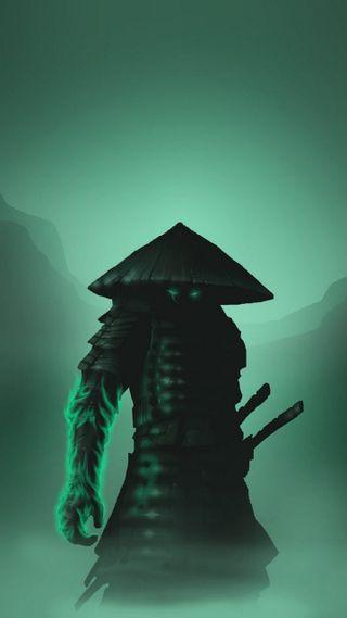 Обои на телефон самурай, фильмы, арт