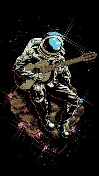 Обои на телефон космонавт, spaceman