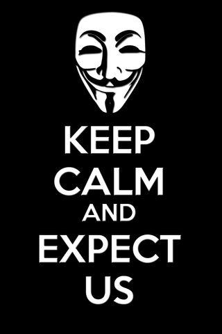 Обои на телефон анонимус, спокойствие, маска, keep calm