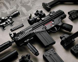 Обои на телефон оружие, shotgun, rifles