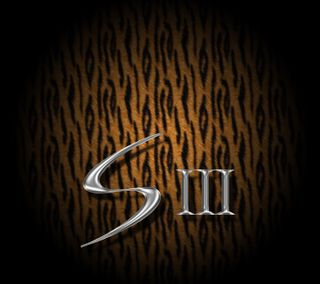 Обои на телефон тигр, темные, самсунг, логотипы, галактика, samsung, s3, roarrr-s3, i9300, galaxy, 1440, 1280