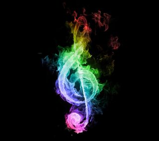 Обои на телефон музыка, music note