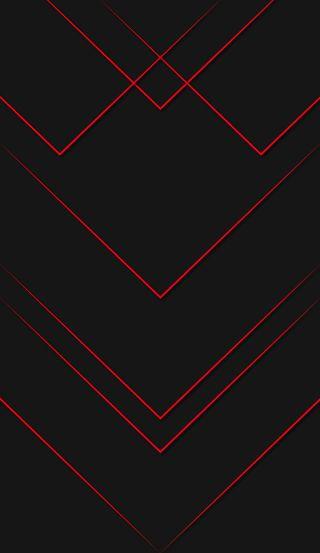 Обои на телефон против, черные, умный, линии, крутые, красые, абстрактные, red vs