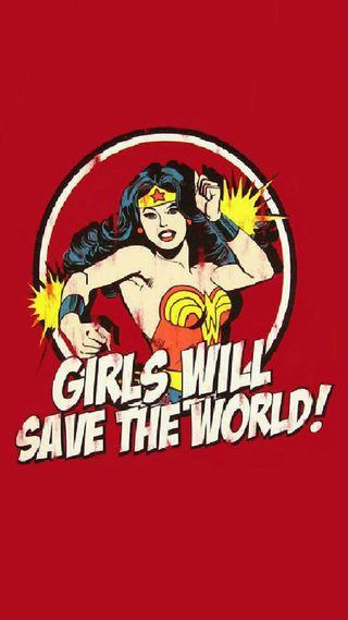 Обои на телефон чудо, марвел, комиксы, женщина, девушки, герой, ww, marvel, feminist, dc