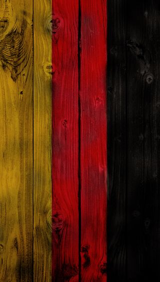 Обои на телефон флаги, германия, флаг
