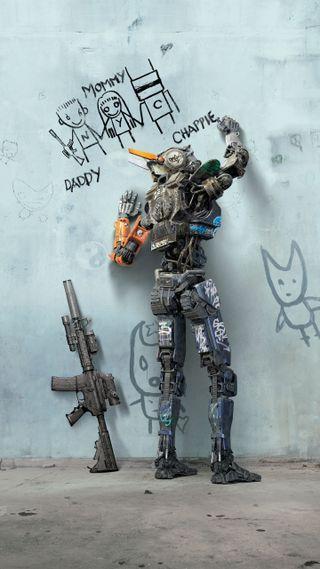 Обои на телефон судьба, робот, игра, граффити, sensitive, halo, duty, call