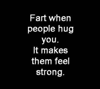 Обои на телефон обнимать, юмор, ты, сильный, люди, забавные, when people hug you, fart