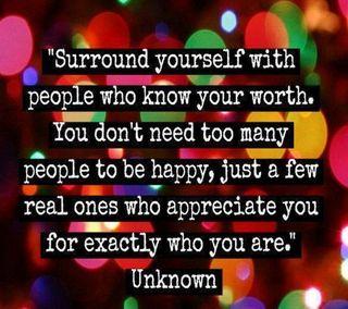 Обои на телефон счастливые, себя, реал, люди, worth, surround, ones, happy, appreciate