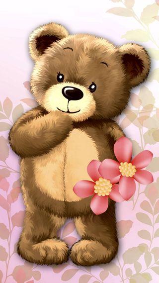 Обои на телефон медведь, ver y good bear, perfect, especial