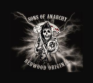 Обои на телефон сыны анархии, сыны, оригинальные, мотоциклы, redwood original