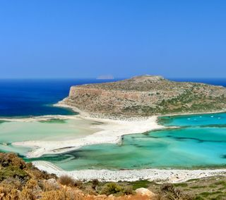 Обои на телефон греция, природа, greece3304