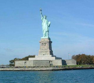Обои на телефон страна, новый, йорк, город, башня, америка