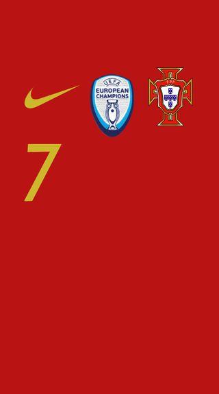 Обои на телефон чемпионы, португалия, рональдо, найк, криштиану, красные, portugal 2018, nike, figo, european champions, cr7, 2016