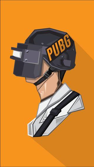 Обои на телефон постер, игровые, пабг, игра, векторные, арт, pubg, pophead, bosslogic