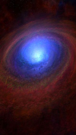 Обои на телефон галактика, whirlpool, whirl, pool, galaxy