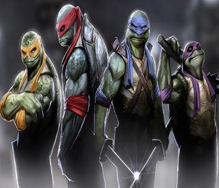 Обои на телефон ниндзя, фильмы, развлечения, подросток, мутант, teenage mutant ninja