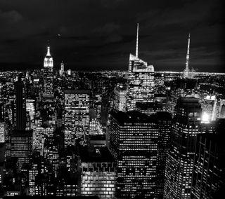 Обои на телефон нью йорк, огни, новый, йорк, империя, городские, геометрические, urban geometric 7