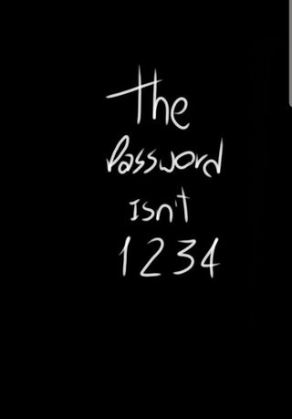 Обои на телефон пароль, экран, неправильный, высказывания, блокировка, wrong password