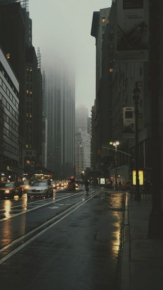 Обои на телефон улица, город, пейзаж