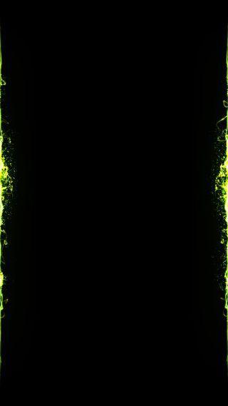 Обои на телефон волны, самсунг, зеленые, грани, галактика, samsung, s7 edge waves green, s7, galaxy s7 edge, edge wallpaper