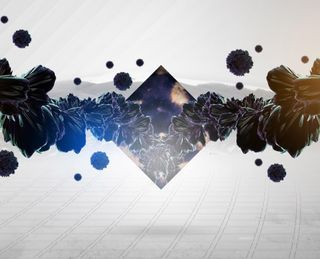Обои на телефон цифровое, треугольник, иллюминаты, арт, swag