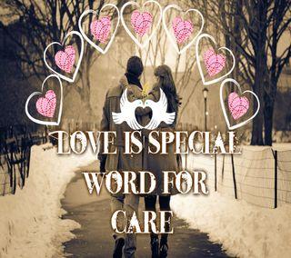 Обои на телефон забота, ты, романтика, пара, навсегда, любовь, зима, вместе, love