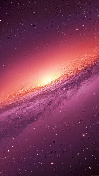 Обои на телефон фиолетовые, галактика, айфон, purple galaxy, iphone, galaxy