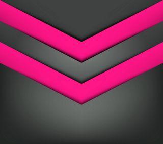 Обои на телефон геометрия, черные, формы, розовые, красочные, геометрические, абстрактные, colorful geometry