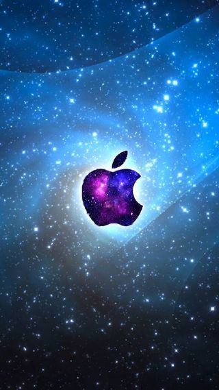 Обои на телефон эпл, ночь, айфон, iphone, apple
