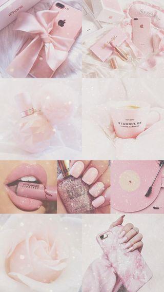 Обои на телефон симпатичные, розы, розовые, милые, девчачие