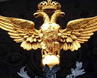 Обои на телефон русский, россия, орел, зима, дворец, winter palace eagle